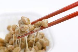 大豆食品代表の納豆