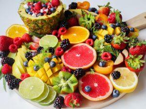 果物で痩せやすい体に